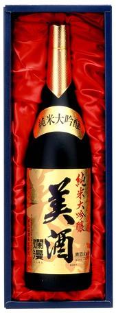 純米大吟醸美酒 1.8L