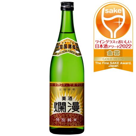 特別純米酒 720ml