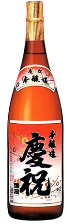 本醸造 慶祝 1.8L