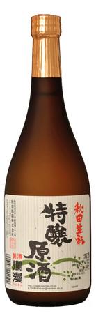 生もと特醸原酒 720ml