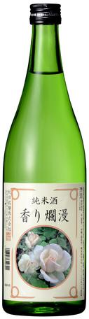 香り爛漫 純米酒 720ml