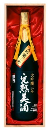 大吟醸三年完熟美酒 1.8L