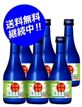 発芽玄米酒 GABA(ギャバ) 300ml (6本入)